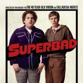 Superbad is listed (or ranked) 3 on the list The Best R-Rated Sex Comedies