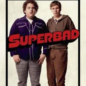 Superbad is listed (or ranked) 1 on the list The Best R-Rated Comedies