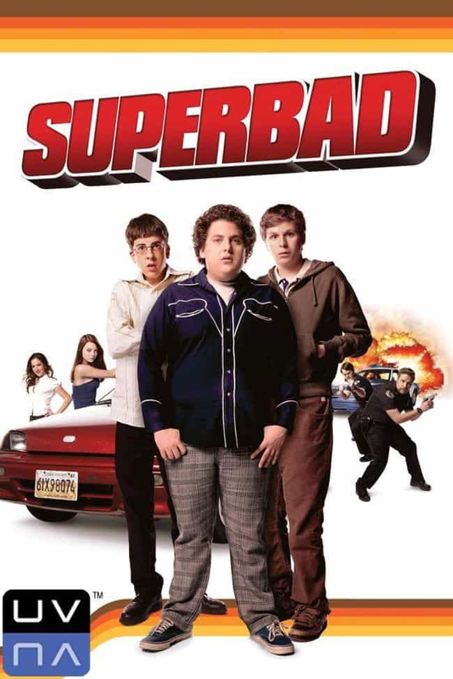 Superbad is listed (or ranked) 3 on the list What to Watch If You Love 'Drunk History'