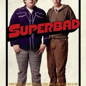 Superbad is listed (or ranked) 13 on the list The Greatest Movies with Precocious Teen Stars