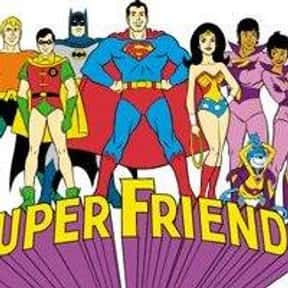Super Friends is listed (or ranked) 17 on the list The Best Hanna-Barbera Cartoons You're Dying to Watch Again