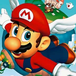 Super Mario 64 is listed (or ranked) 8 on the list The Most Addictive Video Games of All Time