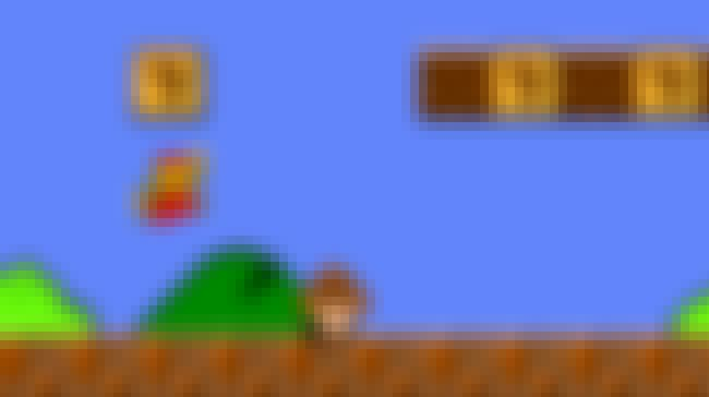 Super Mario Bros. is listed (or ranked) 1 on the list 14 Hidden Backstories You Never Knew About Your Favorite Games