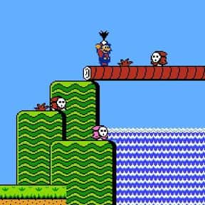 Super Mario Bros. 2 is listed (or ranked) 22 on the list The Best Nintendo Games, Ranked