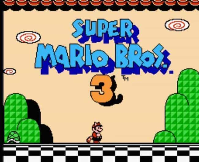 Super Mario Bros. 3 is listed (or ranked) 3 on the list Wild Video Game Fan Theories That Will Change The Way You Play