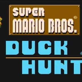 Super Mario Bros./Duck Hunt is listed (or ranked) 16 on the list Every Single NES Game, Ranked From Best to Worst