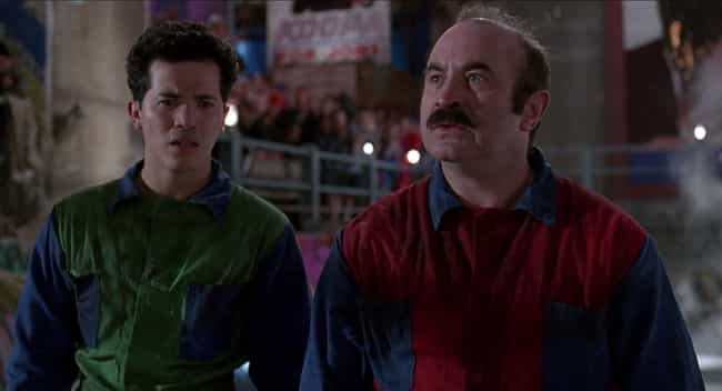 Super Mario Bros. is listed (or ranked) 2 on the list Actors And Directors Who Truly Loathed Each Other By The End Of The Movie