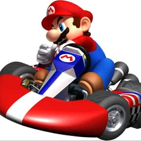 Super Mario Kart is listed (or ranked) 12 on the list The Most Addictive Video Games of All Time