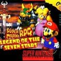 Super Mario RPG: Legend of the... is listed (or ranked) 2 on the list List of All Console Role-playing Games