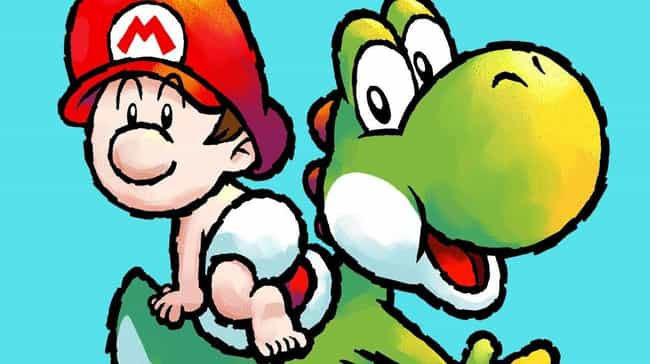 Super Mario World 2: Yos... is listed (or ranked) 2 on the list 10 Video Games That Are The Black Sheep Of Their Franchise