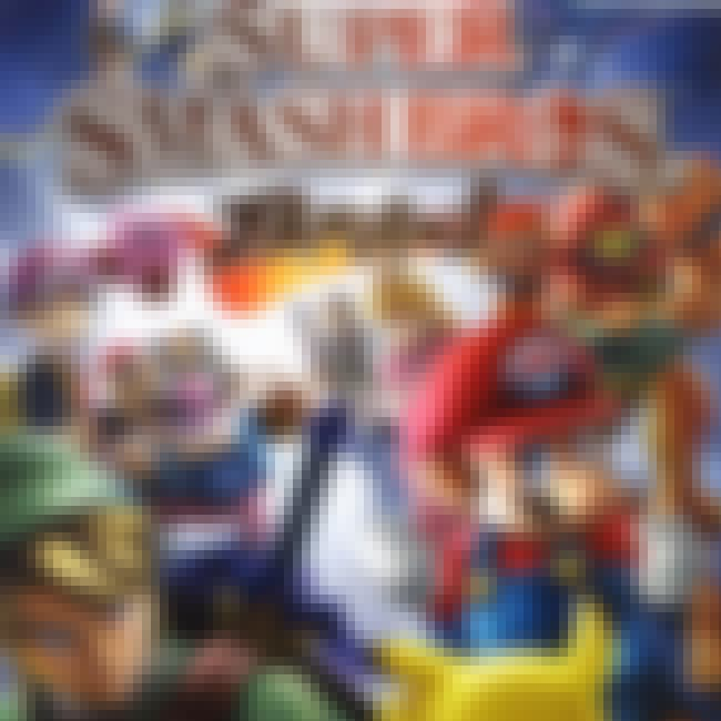 Super Smash Bros. Brawl is listed (or ranked) 3 on the list All Super Smash Bros. Games, Ranked