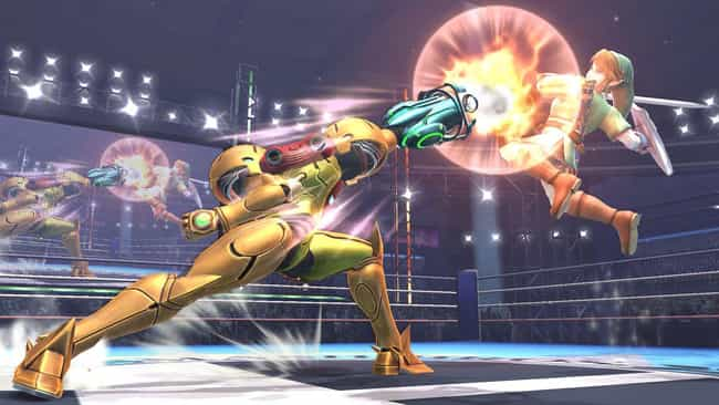 Super Smash Bros. Brawl is listed (or ranked) 3 on the list The Best Games To Play With Non-Gamers