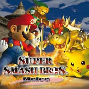 Super Smash Bros. Melee is listed (or ranked) 1 on the list The Best GameCube Fighting Games of All Time, Ranked