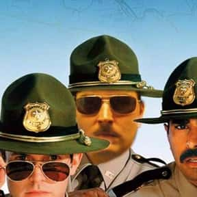 Super Troopers is listed (or ranked) 1 on the list The Funniest Crime Parodies and Spoof Movies, Ranked