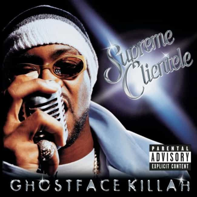 Supreme Clientele is listed (or ranked) 2 on the list The Best Ghostface Killah Albums of All Time