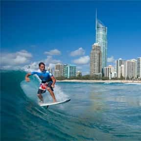Surfers Paradise is listed (or ranked) 8 on the list The Best Beaches for Surfing in the World