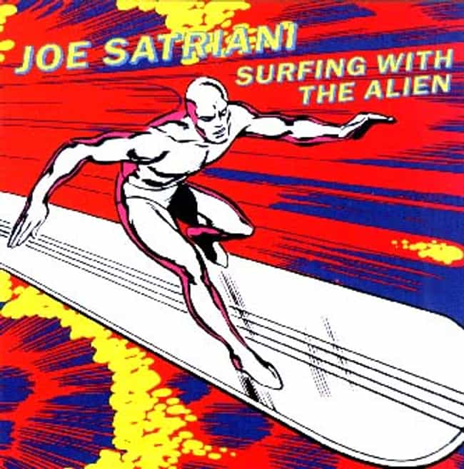 Surfing With the Alien is listed (or ranked) 1 on the list The Best Joe Satriani Albums of All Time