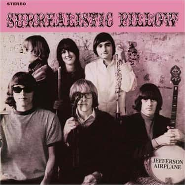 Surrealistic Pillow is listed (or ranked) 1 on the list The Best Jefferson Airplane Albums of All Time