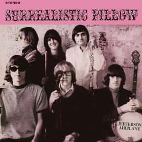 """Surrealistic Pillow"" - Jeffer is listed (or ranked) 23 on the list The 50 Greatest Albums Released Between 1960 - 1969"