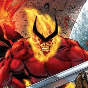 Surtur is listed (or ranked) 3 on the list The Best Thor Villains, Foes, and Enemies of All Time