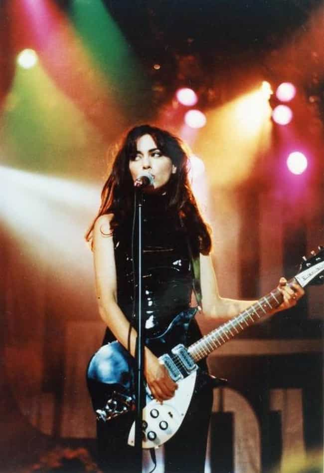 Susanna Hoffs is listed (or ranked) 1 on the list The Sexiest Women in Rock History, Ranked