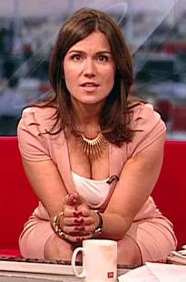Susanna Reid is listed (or ranked) 3 on the list The Top 10 UK News and Weather Presenter Babes