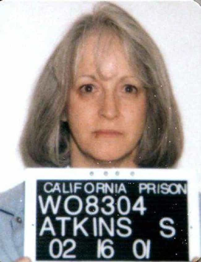 Susan Atkins is listed (or ranked) 1 on the list 9 People Who Committed Crimes While Allegedly Under Hypnosis