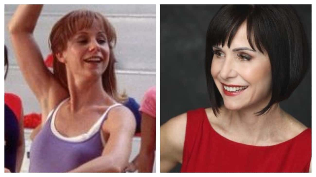 Susan Egan Is A Notable Voice  is listed (or ranked) 3 on the list The Cast Of 'Gotta Kick It Up!': Where Are They Now?