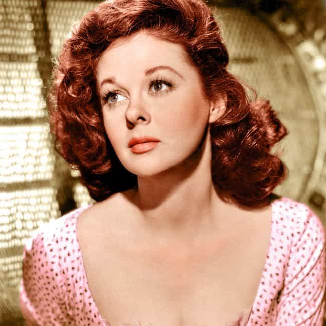 Susan Hayward is listed (or ranked) 3 on the list Famous People Who Died of Brain Tumors