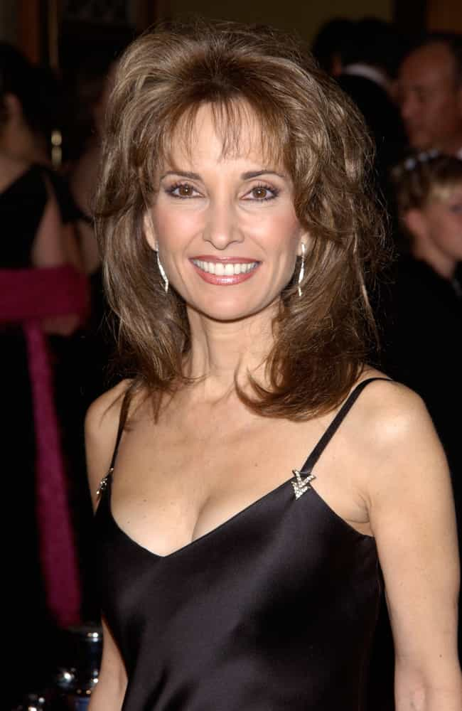 Susan Lucci is listed (or ranked) 1 on the list Famous Female Television Show Hosts