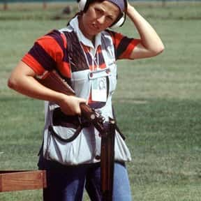 Susan Nattrass is listed (or ranked) 23 on the list The Best Olympic Athletes in Shooting Sports