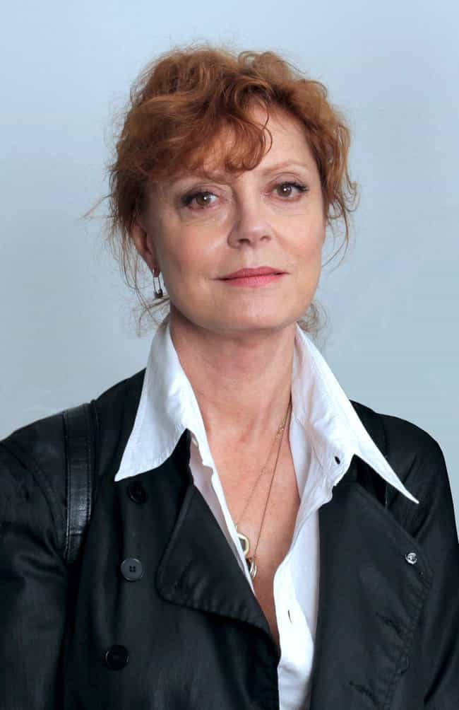 Susan Sarandon is listed (or ranked) 3 on the list Actresses Describe The Auditions That Took Things Too Far