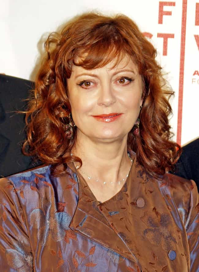 Susan Sarandon is listed (or ranked) 1 on the list 28 Famous Divorcées Who Kept Their Ex-Husbands' Names