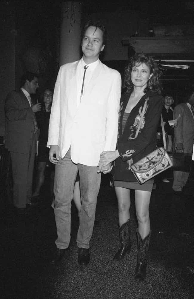 Susan Sarandon is listed (or ranked) 7 on the list 20 Famous Long-Term Couples That Split