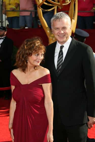 Susan Sarandon & Tim Robbins is listed (or ranked) 2 on the list Famous Long-Term Couples Who Never Married