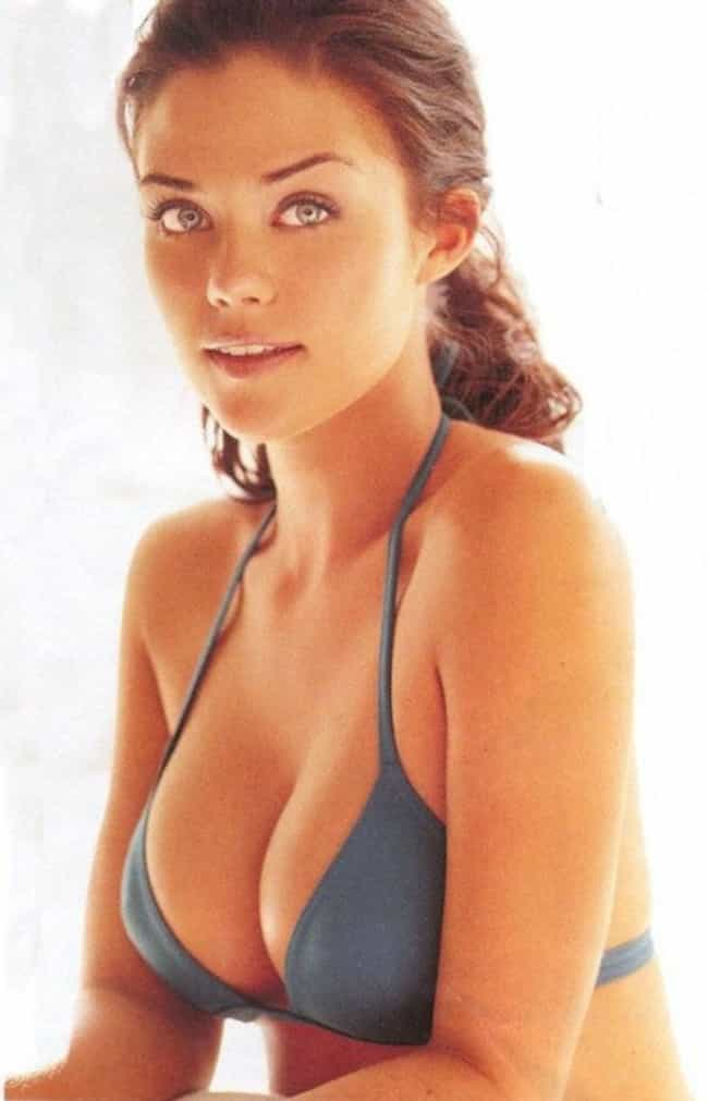 Susan Ward is listed (or ranked) 2 on the list The Most Beautiful Women with Blue Eyes
