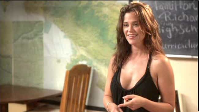 Susan Ward is listed (or ranked) 3 on the list The Most Beautiful Brunette Women