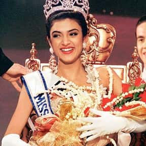 Sushmita Sen is listed (or ranked) 8 on the list Famous Film Actors From Andhra Pradesh