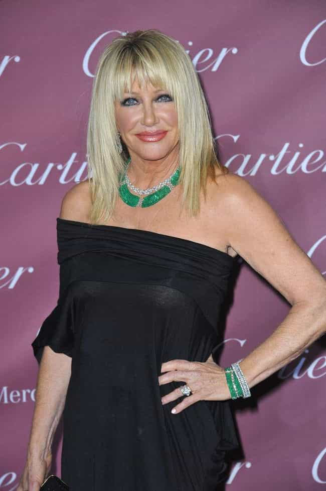 Suzanne Somers is listed (or ranked) 1 on the list The Cast Of 'Step By Step': Where Are They Now?