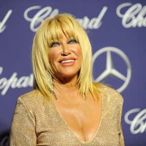 Suzanne Somers is listed (or ranked) 17 on the list List of Famous Pin-up Girls