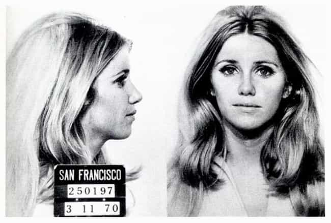 Suzanne Somers is listed (or ranked) 1 on the list The Most Surprising Celebrity Mugshots