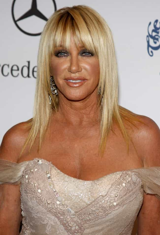 Suzanne Somers is listed (or ranked) 2 on the list Celebrities Who Had Abortions