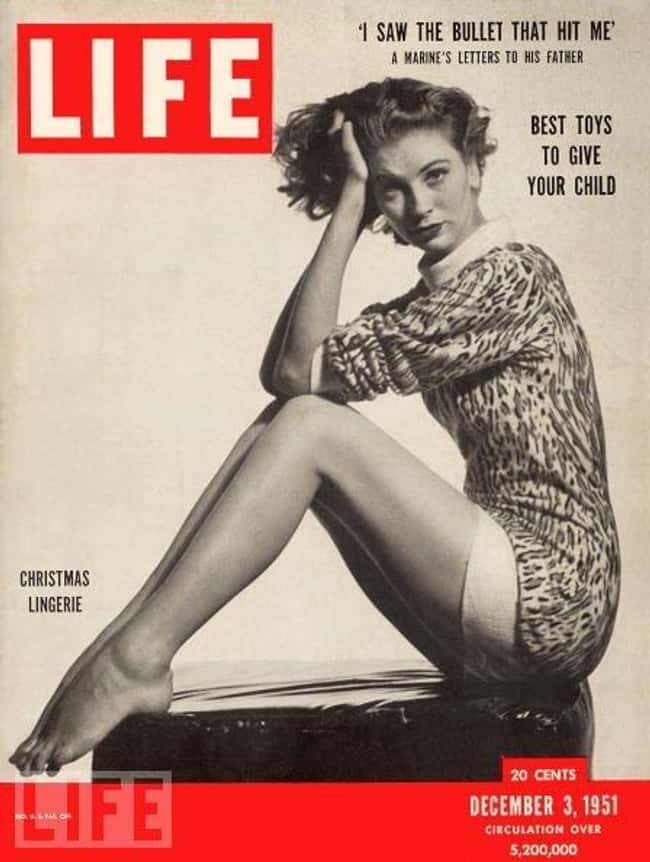 Suzy Parker is listed (or ranked) 20 on the list The Hottest Pin-Up Girls from the 1950s
