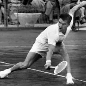 Sven Davidson is listed (or ranked) 16 on the list The Best Men's Tennis Players of the 1950s