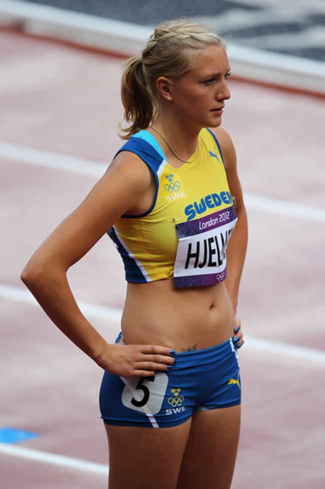 Sweden is listed (or ranked) 1 on the list Country with Most Athletic Women