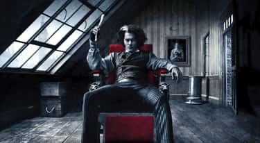 Taurus (April 20 - May 20): Sweeney Todd From 'Sweeney Todd: The Demon Barber of Fleet Street'