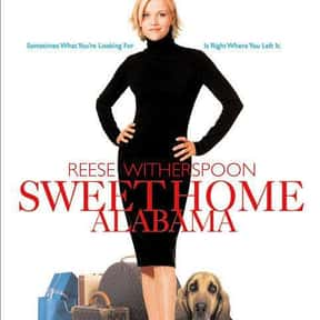 Sweet Home Alabama is listed (or ranked) 10 on the list The Greatest Romantic Comedies Of All Time