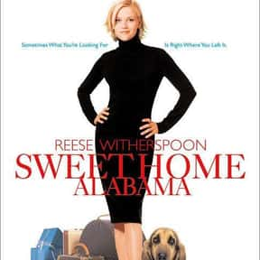 Sweet Home Alabama is listed (or ranked) 4 on the list The Best Wedding Movies