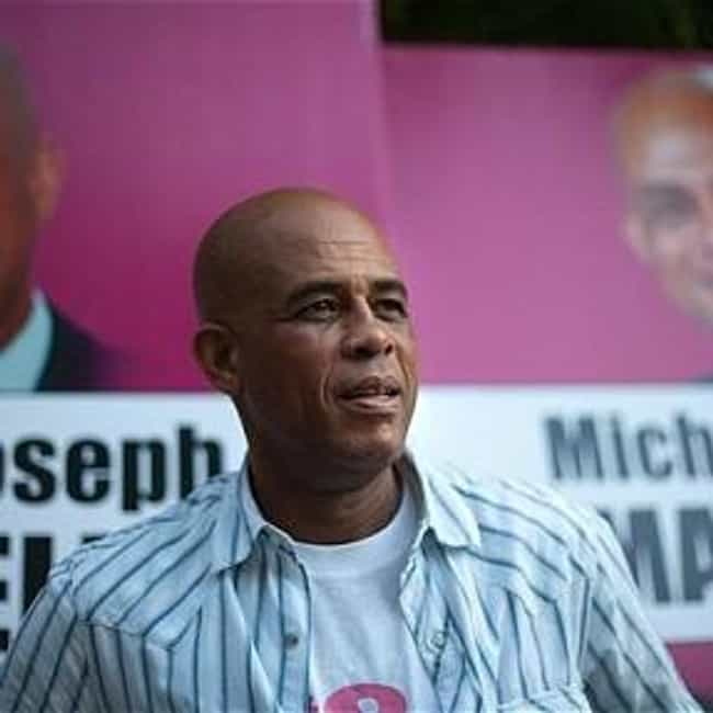 Michel Martelly is listed (or ranked) 4 on the list The Best Kompa Bands/Artists