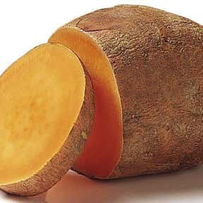 Sweet potato is listed (or ranked) 14 on the list The Tastiest Vegetables Everyone Loves Eating